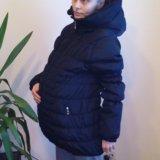 Зимние куртки для беременных. Фото 3. Москва.