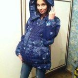 Зимние куртки для беременных. Фото 4. Москва.