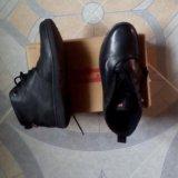 Ботинки мужские levis. Фото 2.