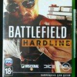 "Игра для xbox one""battlefield hardline"". Фото 1. Йошкар-Ола."