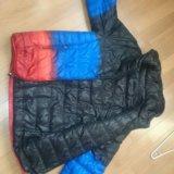Двусторонняя куртка 89035416934. Фото 2.