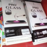 Защитные стекла на разные телефоны. Фото 1.