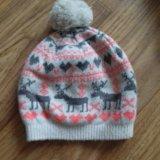Зимнии шапки каждая за 200. Фото 1.