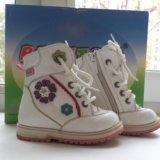 Ортопедические ботинки, зима, размер 21. Фото 1. Екатеринбург.