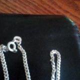 Цепочка,серебро 925. Фото 2.