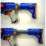 Бластер nerf n-strike raider cs-35. Фото 2.