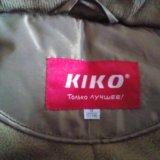 Пальто kiko зимнее на девочку (новое). Фото 3.