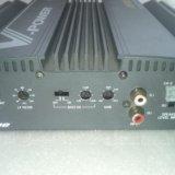 Alpine mrp-m200 усилитель для саба. Фото 2.