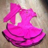 Танцевальное платье. Фото 1.