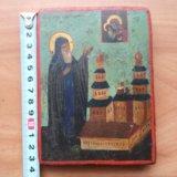 Икона 19 век нил столбенский . Фото 2.