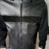 Куртки кожаные 3 штуке. Фото 3.