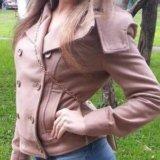 Короткое пальто. Фото 1.