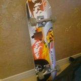 Скейтборд чехол в подарок. Фото 1.