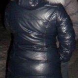 Зимний пуховик. Фото 2.