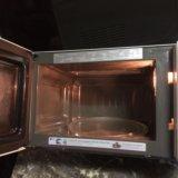 Микроволновая печь lg. Фото 2. Омск.