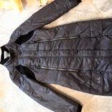 Осенние удлиненные куртки. Фото 2.