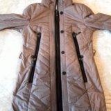 Осенние удлиненные куртки. Фото 3.