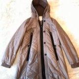 Осенние удлиненные куртки. Фото 4.