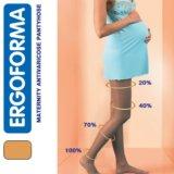 Колготки ergoforma для беременных, антиварикозные. Фото 1.