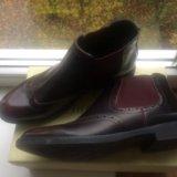 Осенние ботинки. Фото 1.