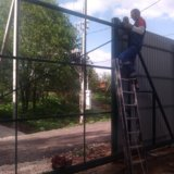 Ворота и автоматика, ремонт и монтаж. Фото 2. Котельники.