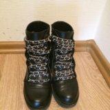 Zara ботинки. Фото 2.