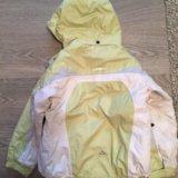 Куртка айспик, рост 128. Фото 3. Зеленоград.