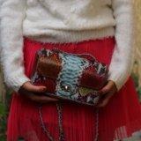 Цветная сумочка. Фото 1.