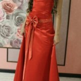 Вечернее платье. Фото 1. Балашов.