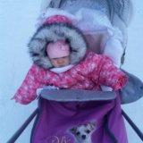 Комбинезон зимний  (овчина). Фото 2. Железногорск.
