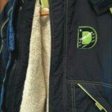 """Куртка для мальчика зимняя """"danilo"""" рост 134 см. Фото 3."""