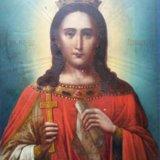Икона 19 век параскева (защитница женщин). Фото 1.