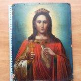 Икона 19 век параскева (защитница женщин). Фото 2.
