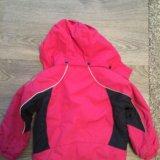 Куртка айспик, рост 116. Фото 3. Зеленоград.