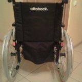 Коляска-кресло инвалидное прогулочное. Фото 2. Полтавская.