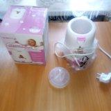 Подогреватель, молокоотсос и стерилизатор детский. Фото 3.