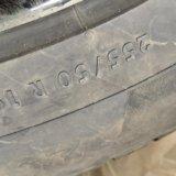 Зимние шины с дисками на рендж ровер спорт. Фото 2.