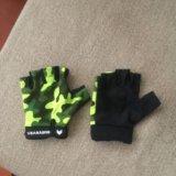 Новые перчатки для фитнеса. Фото 1. Волгоград.