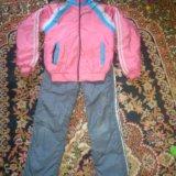 Костюм лыжный зимний(куртка+штаны). Фото 2.
