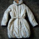 Зимнее детское пальто. Фото 1.