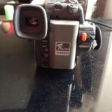 Видеокамера  пишущая на кассету вместе с сумкой. Фото 4. Бердск.