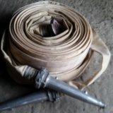 Пожарный рукав 51 диаметра. Фото 1. Ростов-на-Дону.