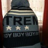 Новая шапка детская. Фото 1.