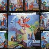 Икона финифть праздники христовы. Фото 1.