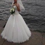 Свадебное платье элис. Фото 4. Санкт-Петербург.