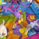 Развивающий коврик tiny love. Фото 1.