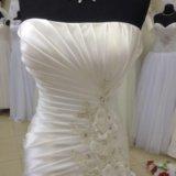 Новое свадебное платье. Фото 1.