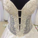 Новое свадебное платье. Фото 4.