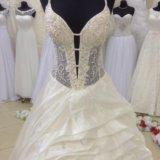 Новое свадебное платье. Фото 2.