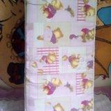 Матрас для детской кроватки. Фото 1.